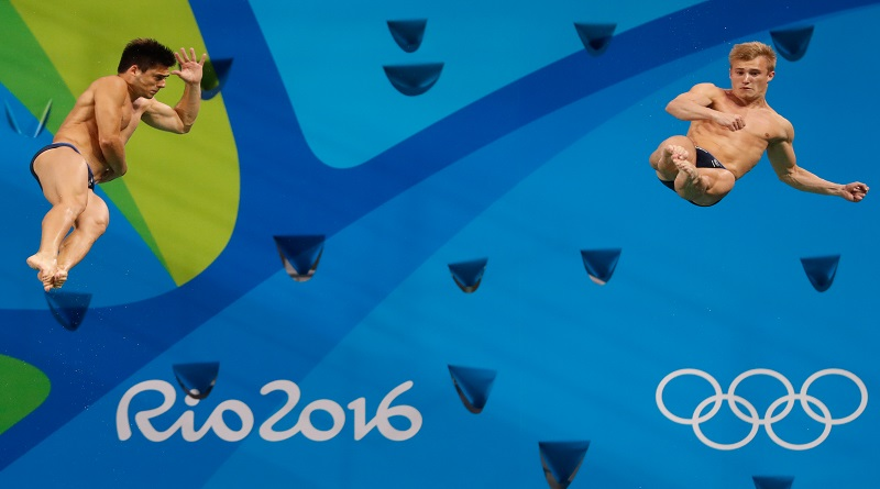 rio olympic results
