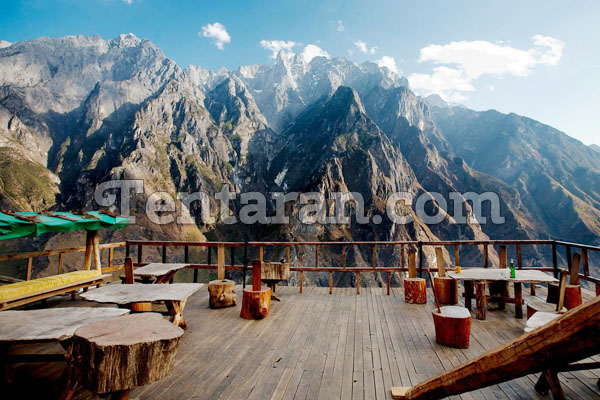 tiger leaping gorge bar