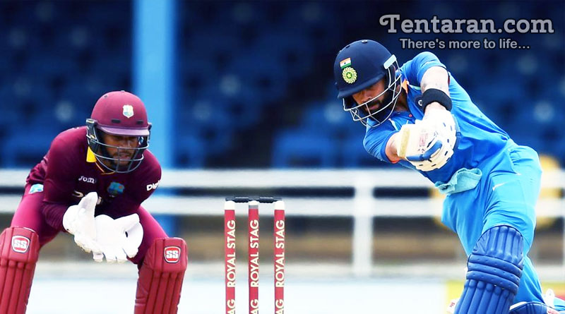 IND Beat WI By 105 runs