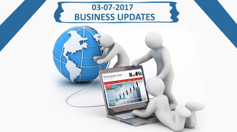 India business news headlines 3rd July