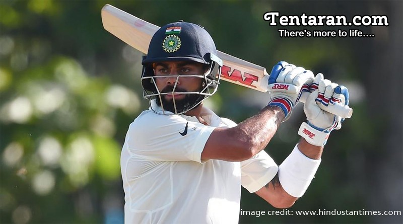 India Take Command After Superb Batting Performance
