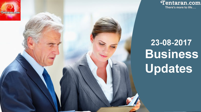 India business news headlines 23rd August