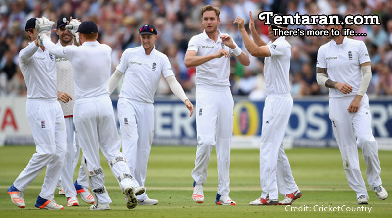 England Bounce Back To Win Third Test