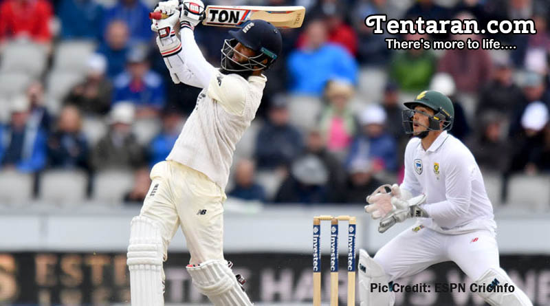 Moeen Ali Leads England Counterattack On Day 3