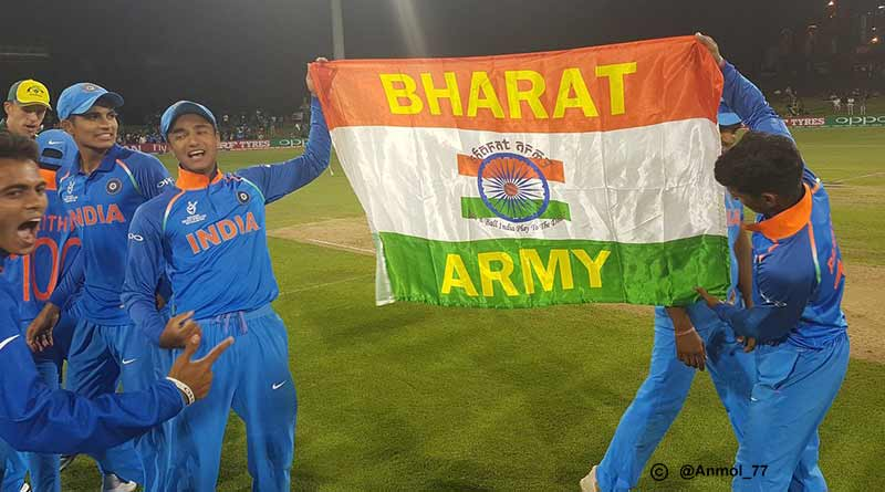 U19 World Cup 2018 Winner India Seal Fourth Title With Win over Australia