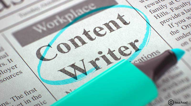 What do you need to become a Content Writer