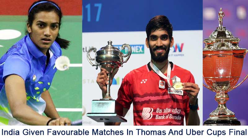 Thomas And Uber Cups Final