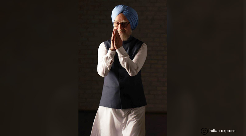 The Accidental Prime Minister: Anupam Kher as Manmohan Singh