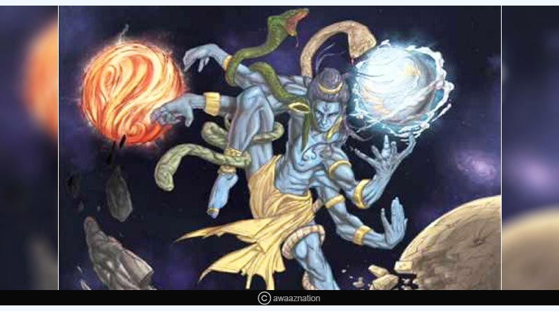 Tandava was performed by Shiva