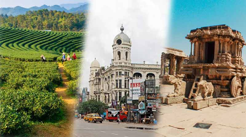 Best places to visit in October in India