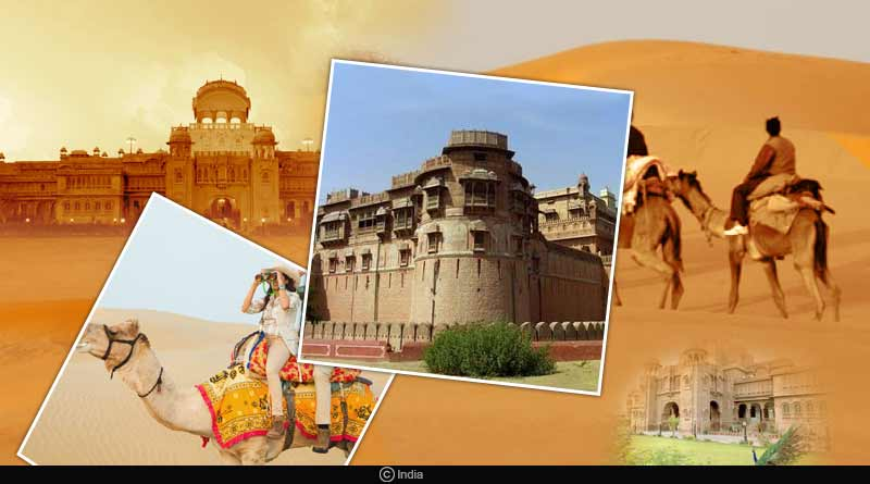 five famous places to visit in Bikaner