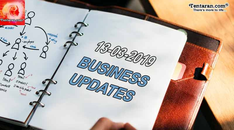 India business news headlines 13th March 2019
