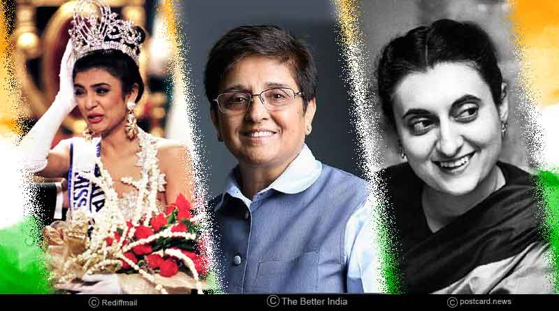 first indian women in indian history