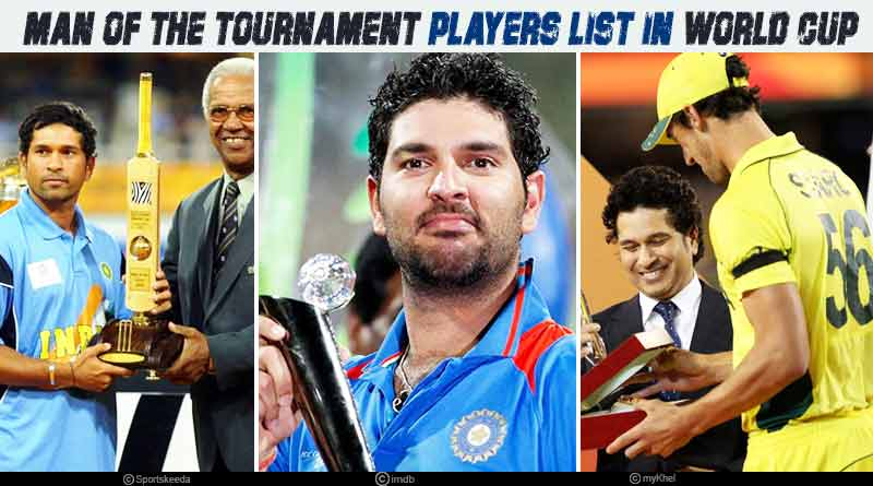 man of the tournament players list in world cup