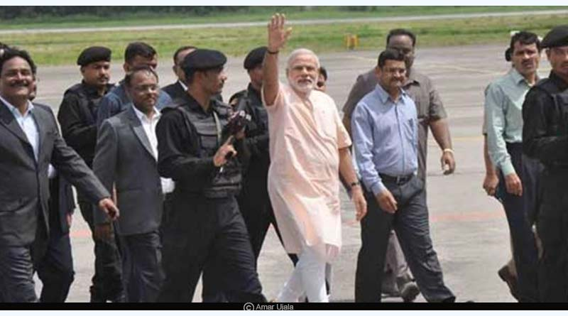 Know about india prime minister security