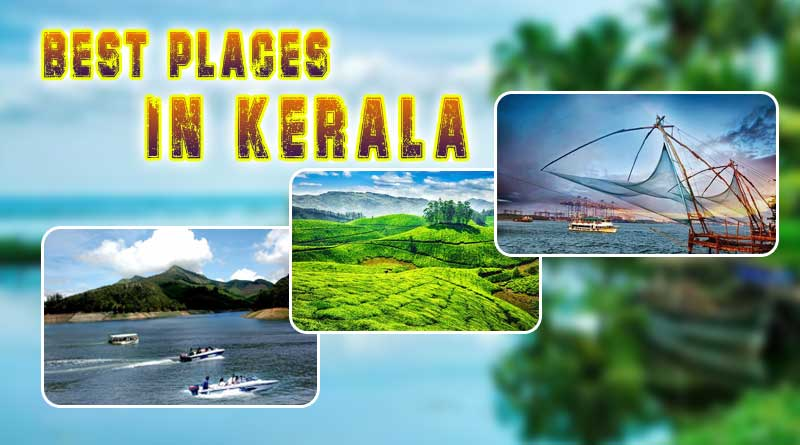 6 best places to visit in kerala