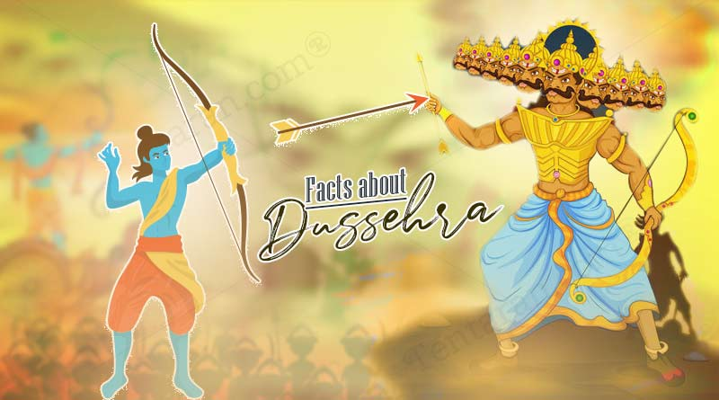 unknown facts about dussehra