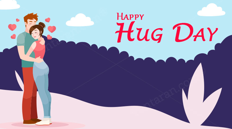happy hug day quotes wishes
