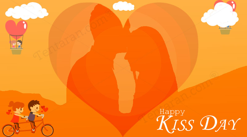 happy kiss day quotes wishes images