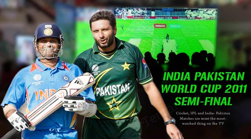 most watched cricket match ever on tv