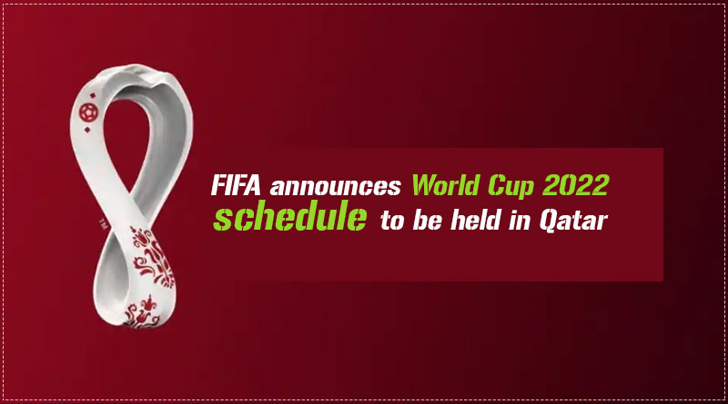 fifa world cup schedule 2022