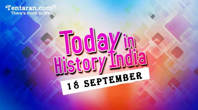 18 september in indian history image