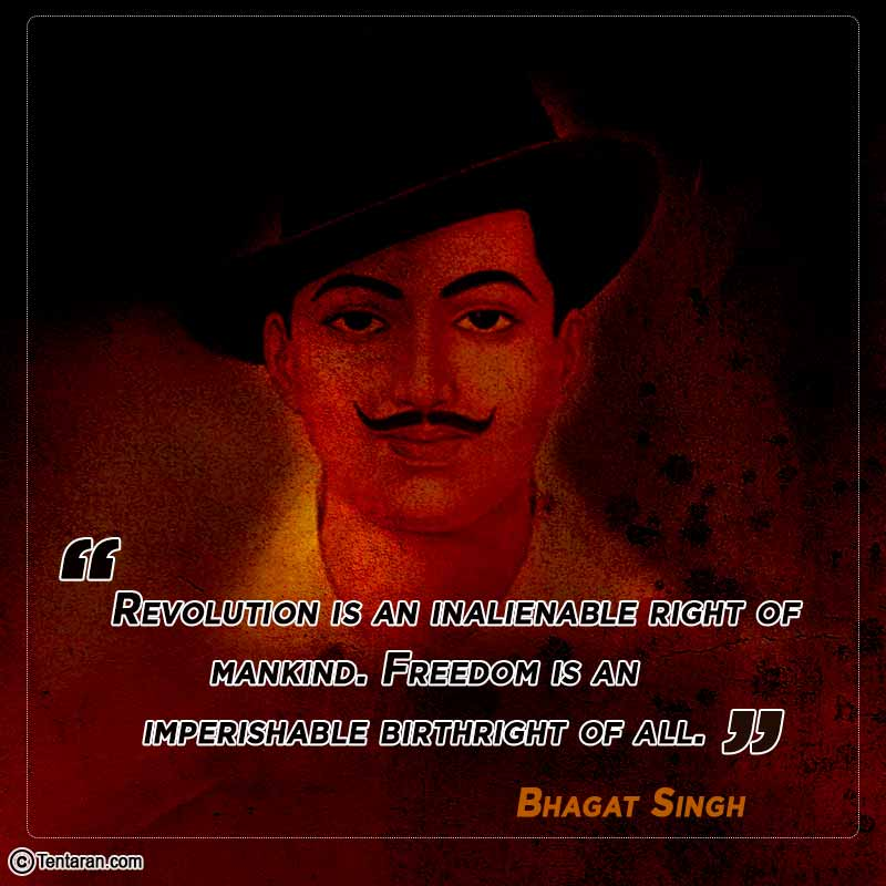 bhagat singh quotes with images1