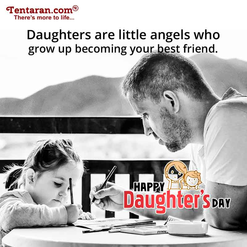 happy daughters day quotes with images2