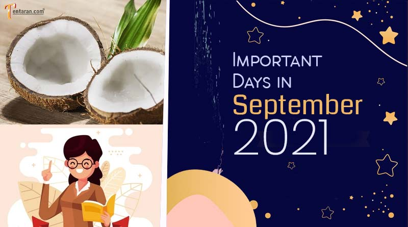 important days in september in india image