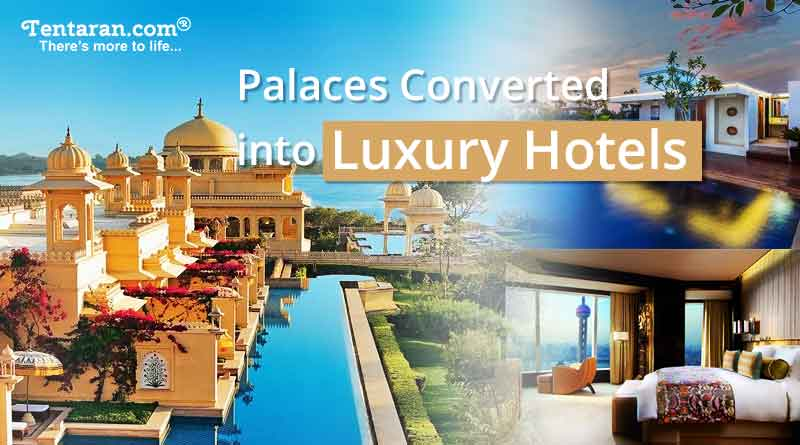 palaces converted into luxury hotels