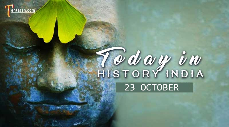 23 october in indian history image
