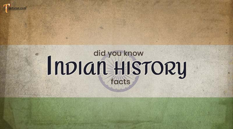 did you know Indian history facts