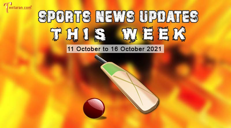 sports weekly roundup 11 to 16 october 2021