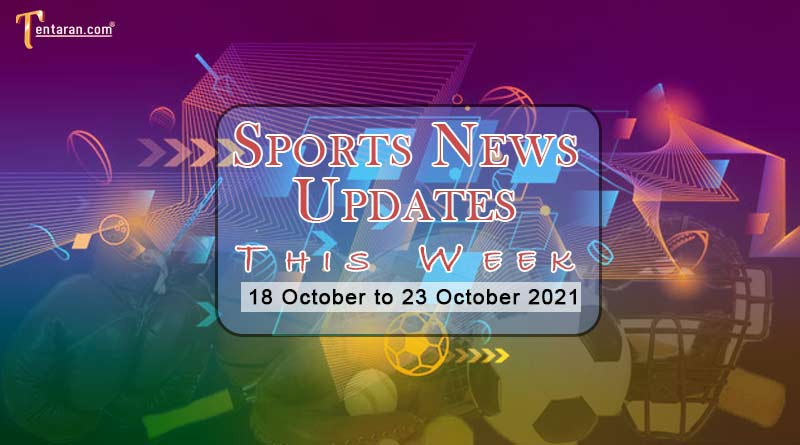 sports weekly roundup 18 to 23 october 2021