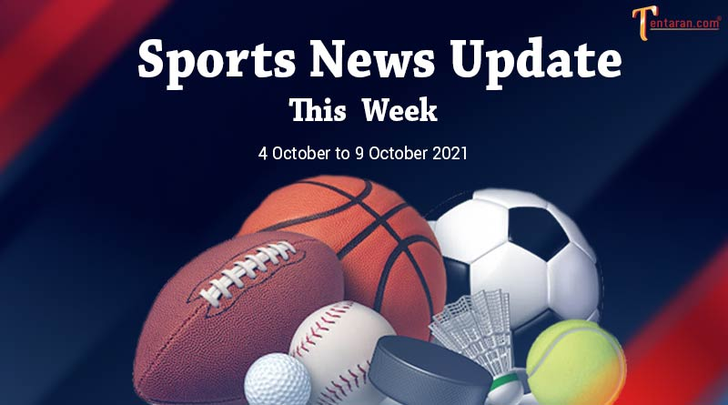 sports weekly roundup 4 to 9 october 2021